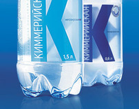 Packaging of portable water «Kimmeriskaya»
