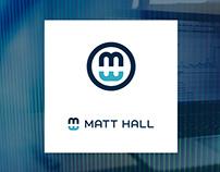 Matt Hall Branding