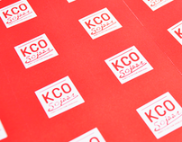 KCO Memory book