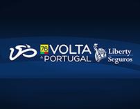 Volta a Portugal Infographics