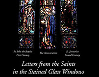 Saints in the Stained Glass Windows, Boys Town, Neb.