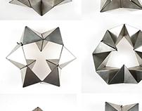 TWELVE: Tin-Plated Steel Cube