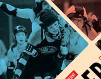 Roller Derby Poster 7.12.14