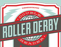 Roller Derby Poster 10.18.14