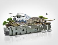 HOMEWAR + COLOUR HUMAN
