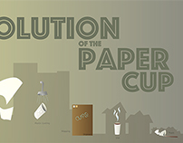 Evolution of the Paper Cup