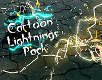 Cartoon Lightnings Pack