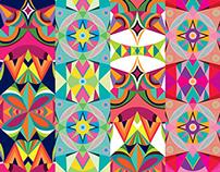 Scarf Designs for Zari Faisal