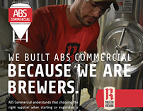 ABS Commercial Advertisements