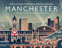 Manchester Christmas Advert 2014