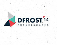 Dfrost '14  Illustrations & Merchandise Design.