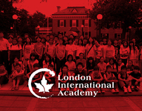 London International Academy Website