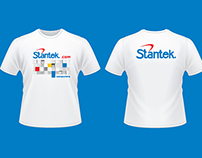 Stanetk Ltd t-shirt design 2012
