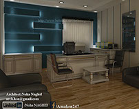 Manager office design