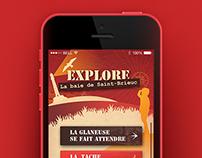 EXPLORE | La Baie de Saint-Brieuc