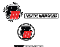 Logo design for motocross company