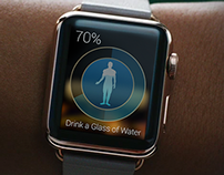 Water Balance App Design