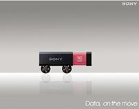 Sony Print Ad