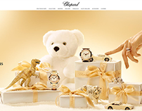 Chopard Christmas - Digital Campaign
