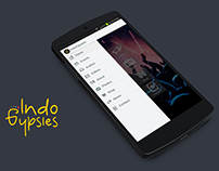 IndoGypsies Official Android App