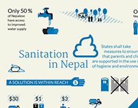UNICEF SOUTH ASIA - Infographic #4 - Nepal
