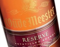 OUDE MEESTER - 12 Year Old Reserve