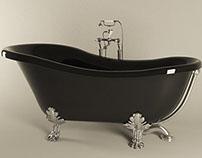 KERASAN Retro bathtub 1051
