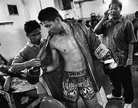 Bangkok Fight Night...