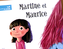 Martine et Maurice ( kids book)