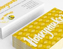 Business Card Honeymaker