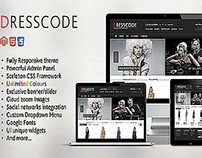 Dresscode Magento Website Theme