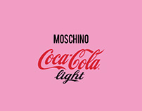 Coca-Cola Light ♥ Moschino