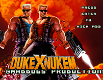 Duke X Nukem