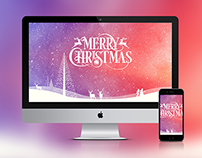 5 New Stunning Christmas 2014 Wallpapers