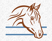 Ever Horse Farm Logo Design