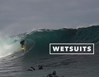 Patagonia Wetsuits | Winter 2014