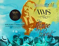 Flyer para el Workshop Milonga Sevilla 2015