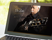 De Lorto Music Website