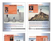 Magazine Ads in 2014