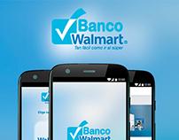 Banco Walmart App