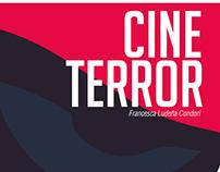 CINE TERROR - Editorial