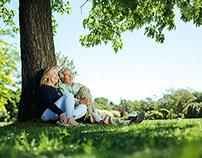 Funeral insurance and caretaker organization