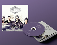 VALETES - Cd and T-shirts