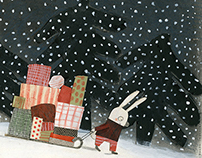 Christmas (éditions Les 400 coups)