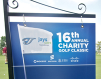 Jays Care Foundation, Charity Golf Tournament