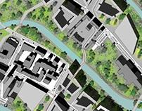 Proyecto Urbano para Minsk