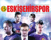 Eskişehirspor Dergi Kapak