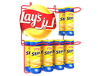Lays Display Range 2013