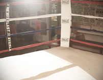 Philly Boxing Shoot