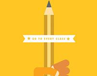 "The University of Kansas ""Ace It"" Curriculum Poster"